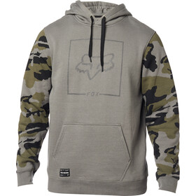 Fox Chapped Fleece Pullover Men, camo